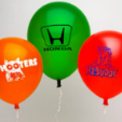Creative Balloons Mfg. Offers Patended LogoWeight™ (Custom Balloon Weight) to Businesses & Organizations to Increase Branding