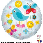 19449-24B Cute Foil Balloons - Creative Balloons Mfg. Inc