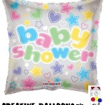 34344-18 Baby Shower Foil Balloons - Creative Balloons Mfg. Inc