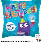 20231-18 Happy Birthday Foil Balloons - Creative Balloons Mfg. Inc