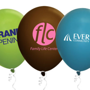 Fashion Color Custom Printed Latex Balloons - Creative Balloons Manufacturing