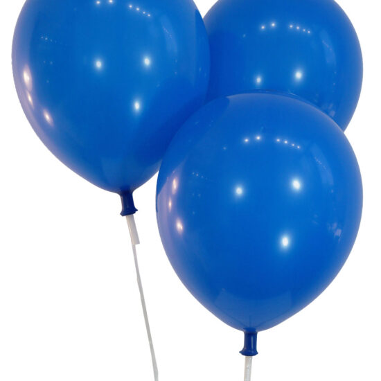 Decorator Royal Blue Balloons - Creative Balloons Manufacturing