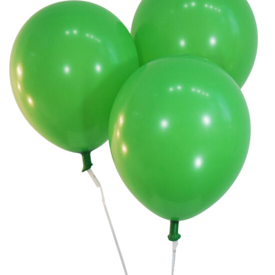 Pastel Green Balloons - Creative Balloons Manufacturing