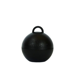35 gram Bubble Weight Black Balloon Weight - Creative Balloons Manufacturing